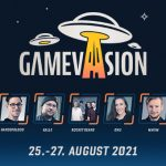 official gamescom partner gamevasion kicks off August 25th