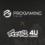 ProGaming Italia joins Freaks 4U Gaming Announcement